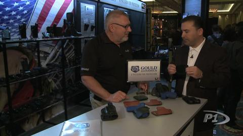 Gould and Goodrich at SHOT Show 2013