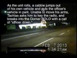 Dorner ambush captured on dash cam