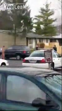 Video: Ind  police fatally shoot man who refused to drop knife