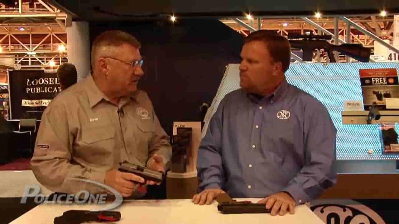 FNH Featuring The FNP45 at IACP 2007