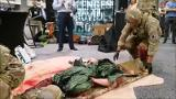 Combat Casualty Simulation at SOMSA 2017