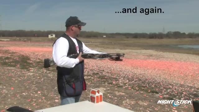WILL IT SURVIVE:  Scott Robertson Torture Tests the Nightstick TAC-300 Tactical Flashlight
