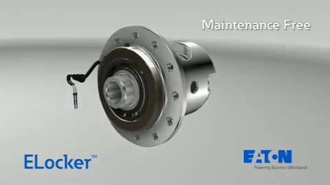 Eaton ELocker | differential | Locking | Eaton
