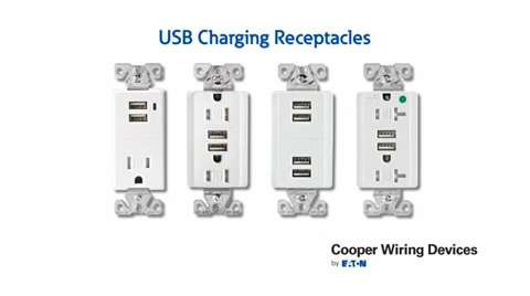 Usb Receptacle Innovation Story Eaton