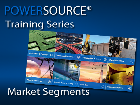 Learn more about where Eaton does business with our Market Segments section.