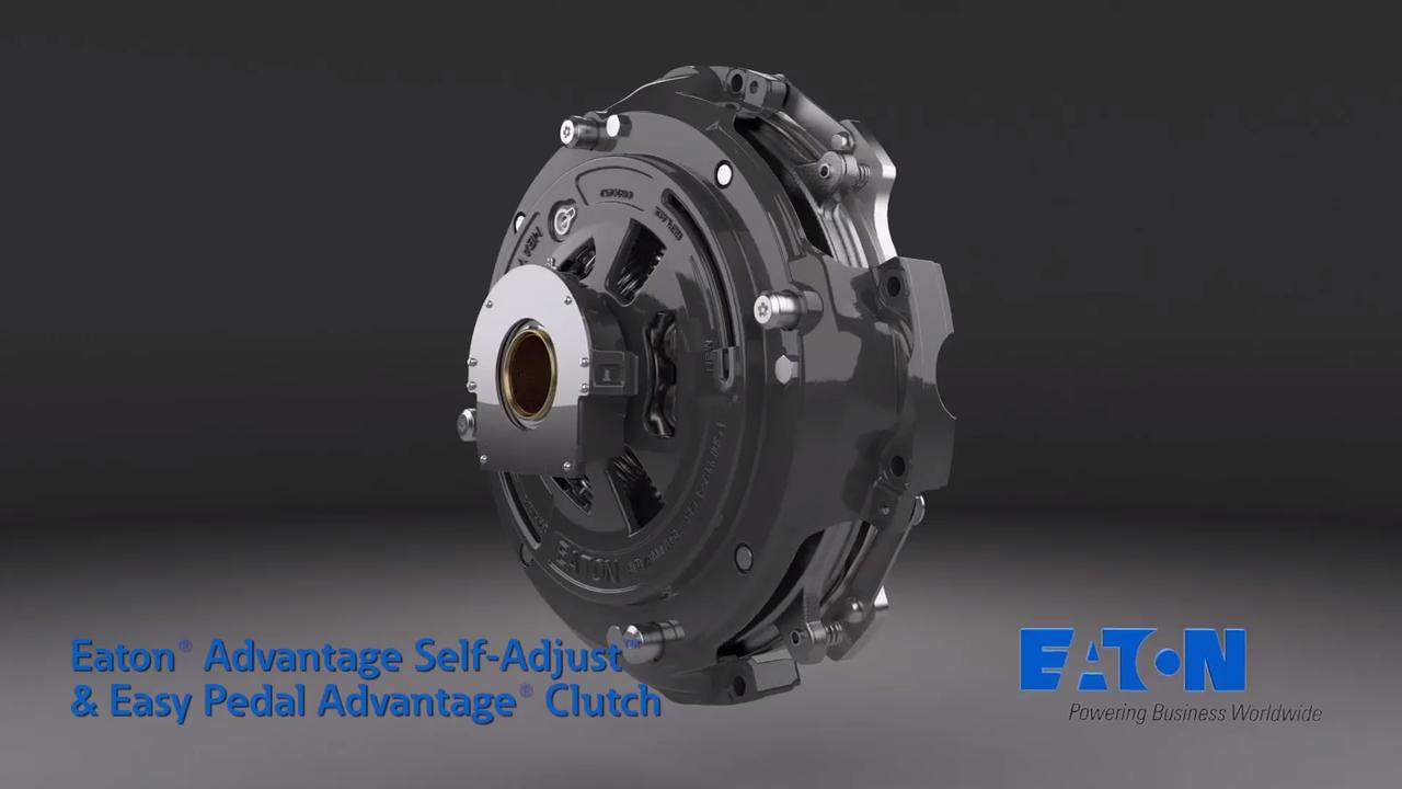 Easy Pedal Advantage clutch | Best | Manual adjust | Eaton