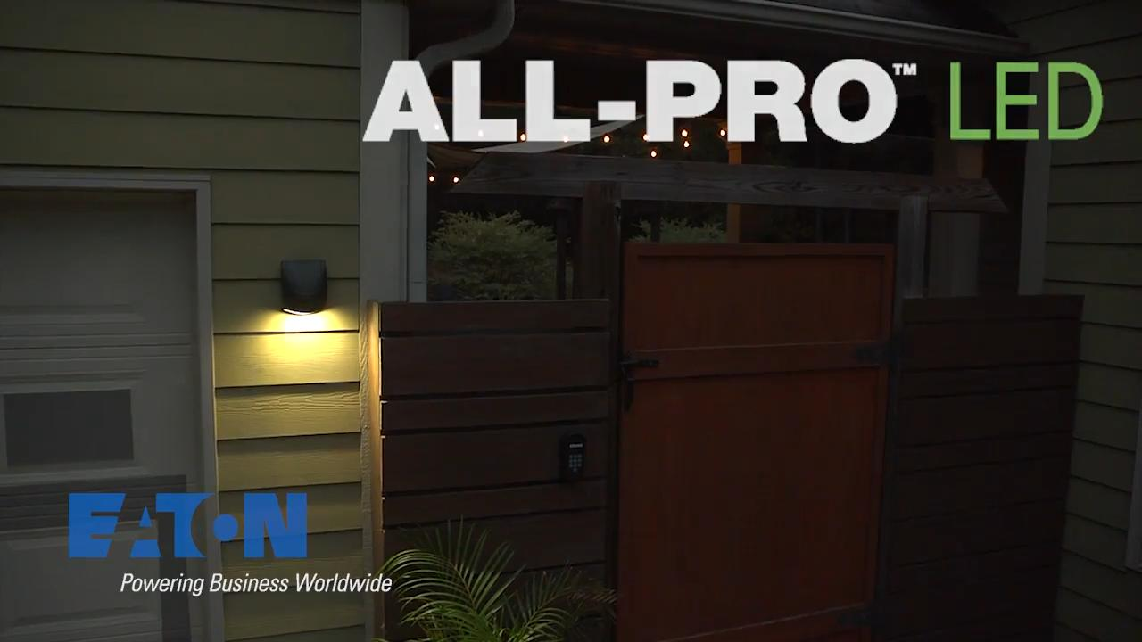 All-Pro LED Wall Pack