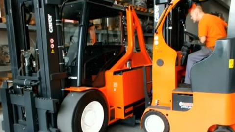See it For Yourself! The Carer Line of High Capacity Electric Lift Trucks that are Revolutionizing Materials Handling