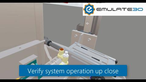 Put your Digital Twin to Work with Emulate3D - Increase Productivity and Reduce AMHS Investment Risk