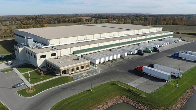 Video case study of the construction project we completed for Service Cold Storage in Stevens Point WI. & Tippmann Group/Interstate Warehousing