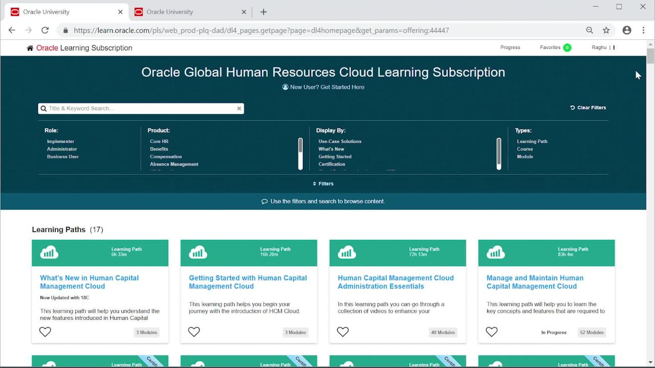 Oracle LaunchPad | Free Oracle Cloud Training