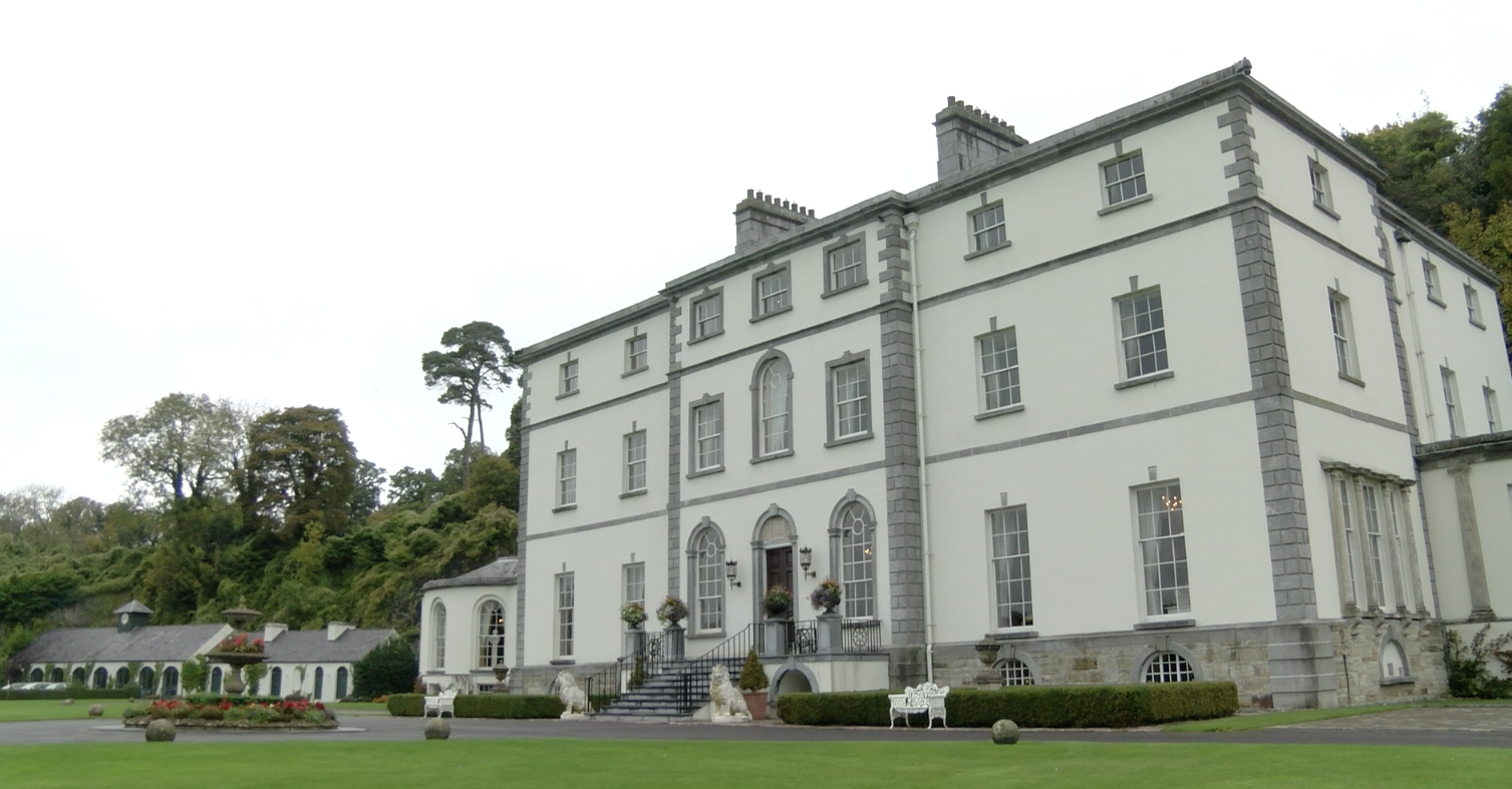 "Michael Flatley's €20m Irish Mansion ""Castle Hyde House"""