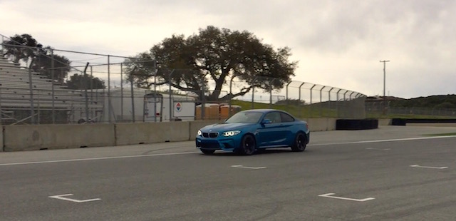 Our Test Drive: the BMW M2