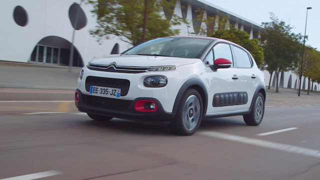 Our Test Drive: the Citroen C3