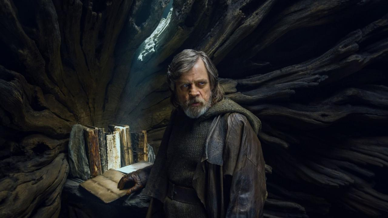 7f2f6205af9b5 Mark Hamill: 'If I had to climb a Skellig, I was staying at the top'