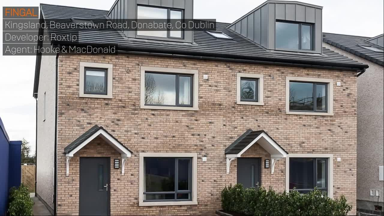 Semple Woods, Donabate, North Co. Dublin - New Homes