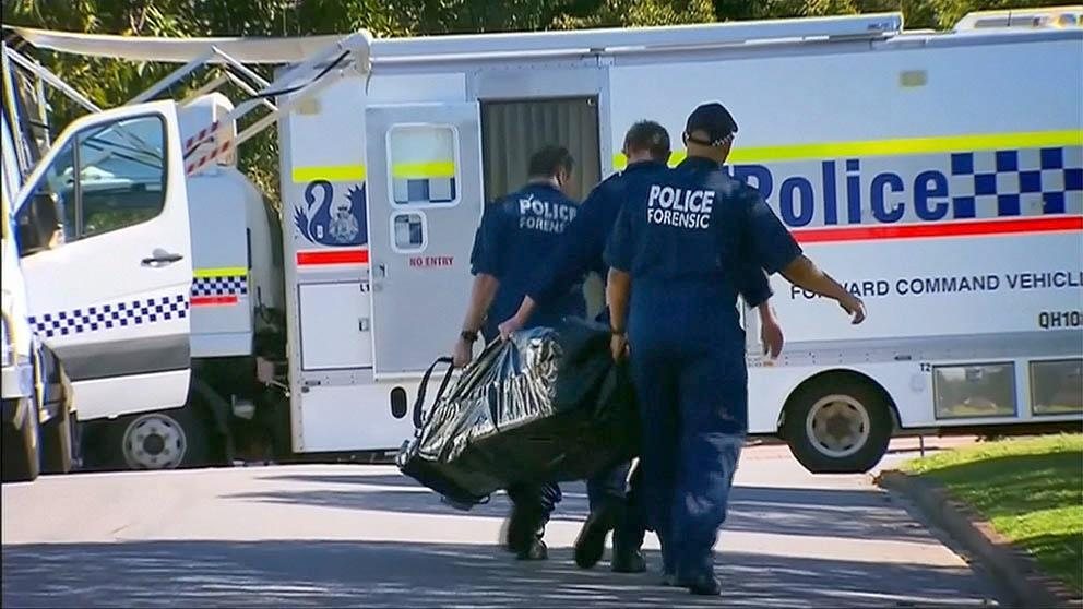 00f27fbbb6 Remains of children among  up to five  bodies found by police at Perth home
