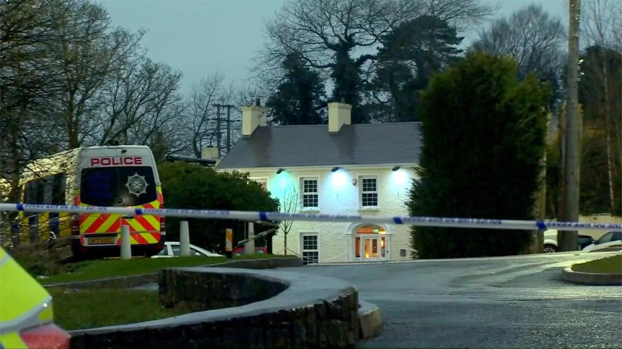 Three teenagers dead after 'crush' at St Patrick's Day disco in Tyrone