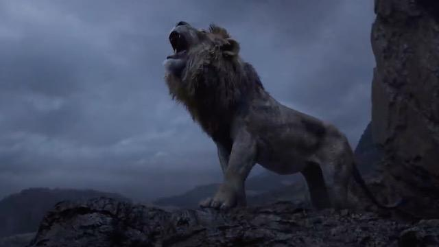 Official Trailer For The Lion King Released