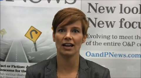 VIDEO: Rapid change needed in O&P