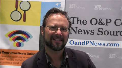 VIDEO: Data collection an important component of value-based O&P care