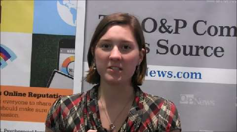 VIDEO: O&P students benefit from master's degree programs