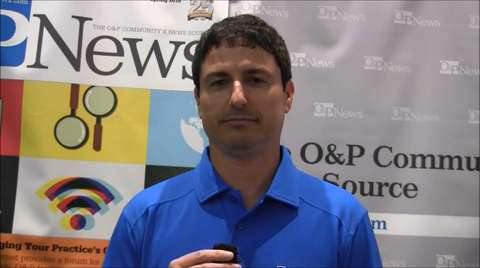 VIDEO: O&P professions seeing the impact of 3-D printing