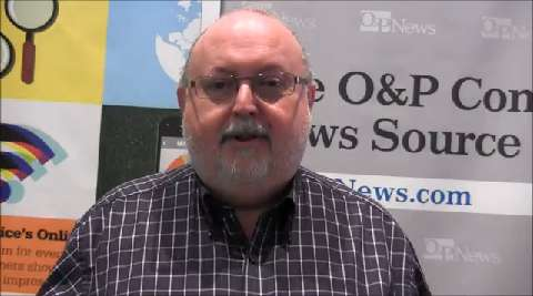 VIDEO: Unity among O&P professionals can bring success
