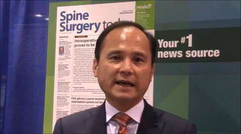 VIDEO: Liu discusses advanced lateral transpsoas minimally invasive surgery techniques