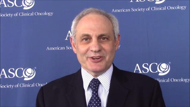 VIDEO: Study examines pembrolizumab in combination with ipilimumab or interferon for melanoma, renal cell carcinoma