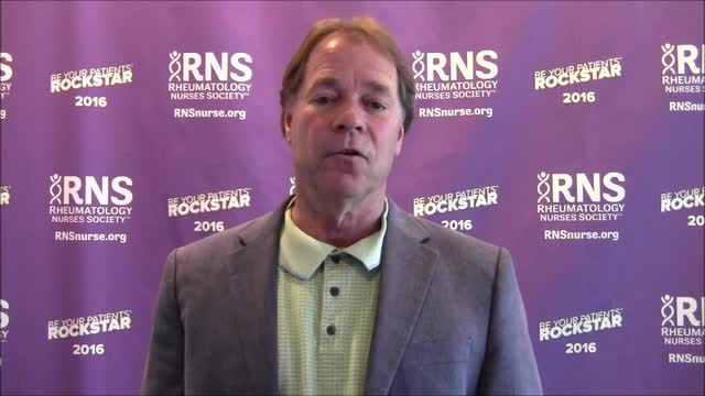 VIDEO: Ritchlin discusses role of nurses in treatment of SpA