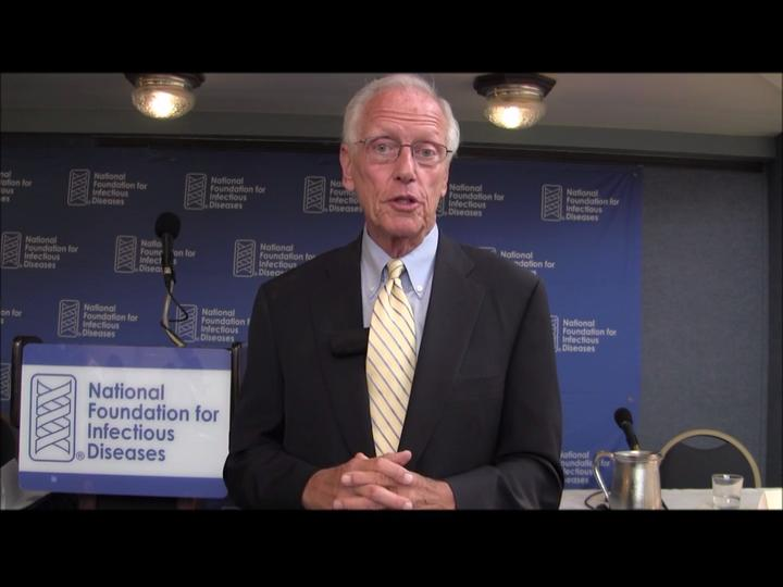 VIDEO: Clinicians should be 'insisters' of vaccination