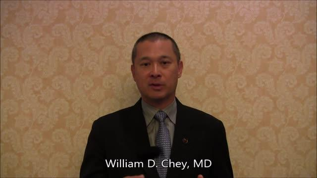 VIDEO: Chey discusses benefits of tenapanor in IBS-C