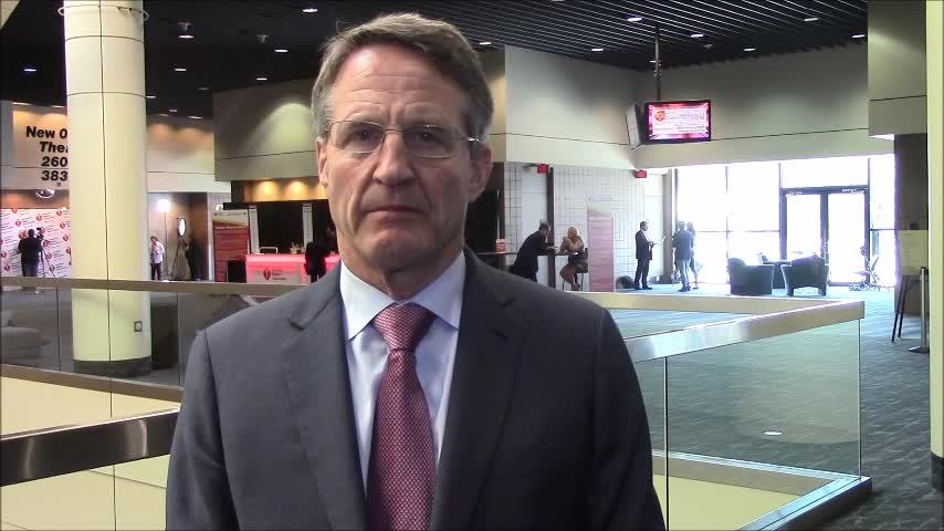 VIDEO: Results of GARY study reveal high standard for TAVR to match