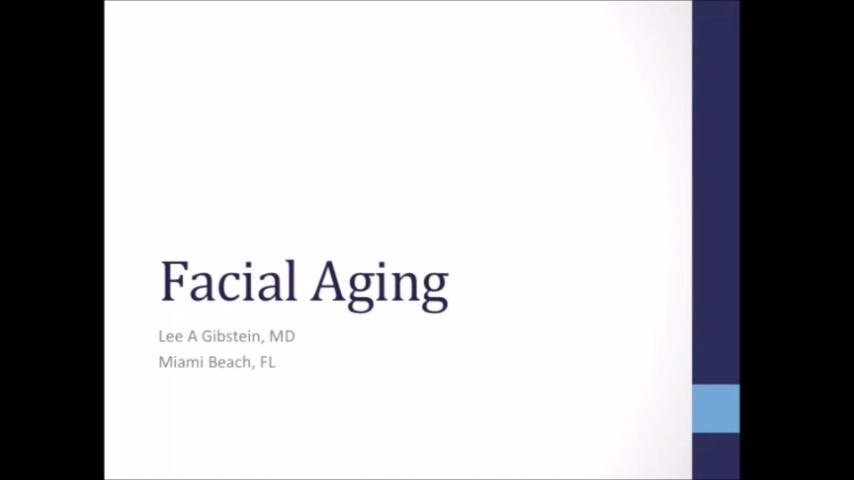 VIDEO: Understanding facial anatomy essential in assessing facial aging