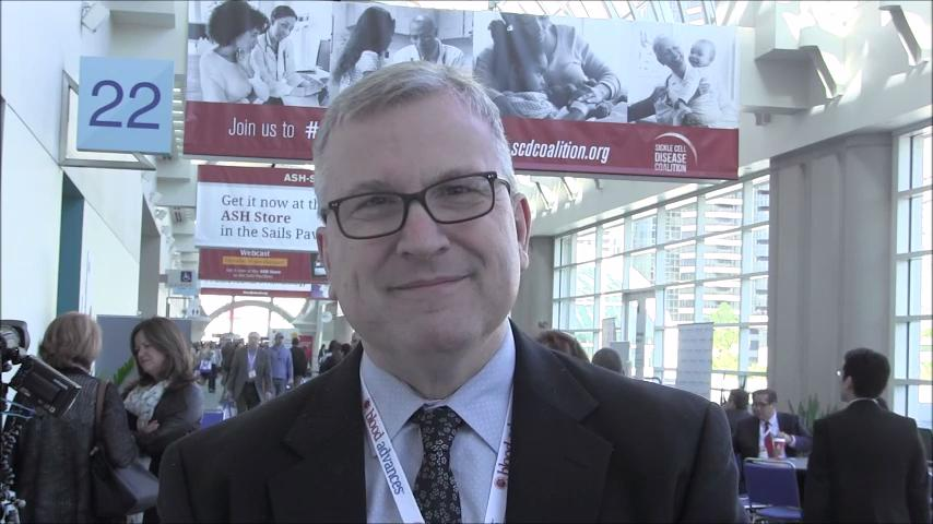 VIDEO: R-CHOP remains standard of care in DLBCL