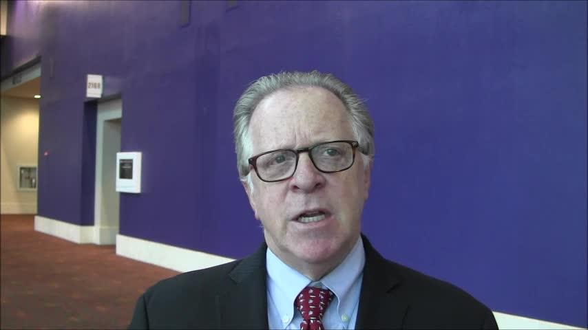 VIDEO: Physician questions dichotomy between statistical significance, clinical impact
