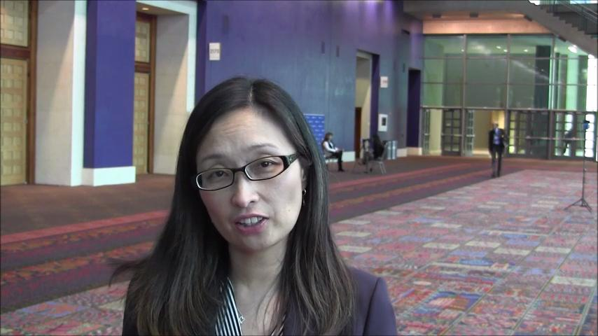 VIDEO: Trial results support phase 3 trial of veliparib combination