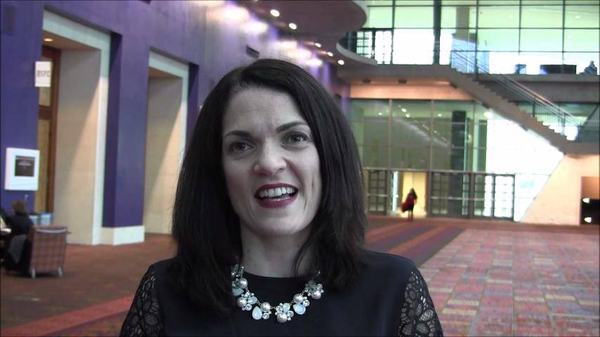 VIDEO: Longer follow-up needed to determine benefits of bisphosphonate therapy