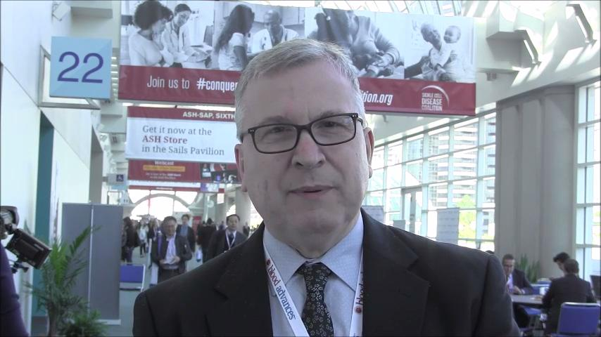 VIDEO: GALLIUM study will change care for some patients with follicular lymphoma