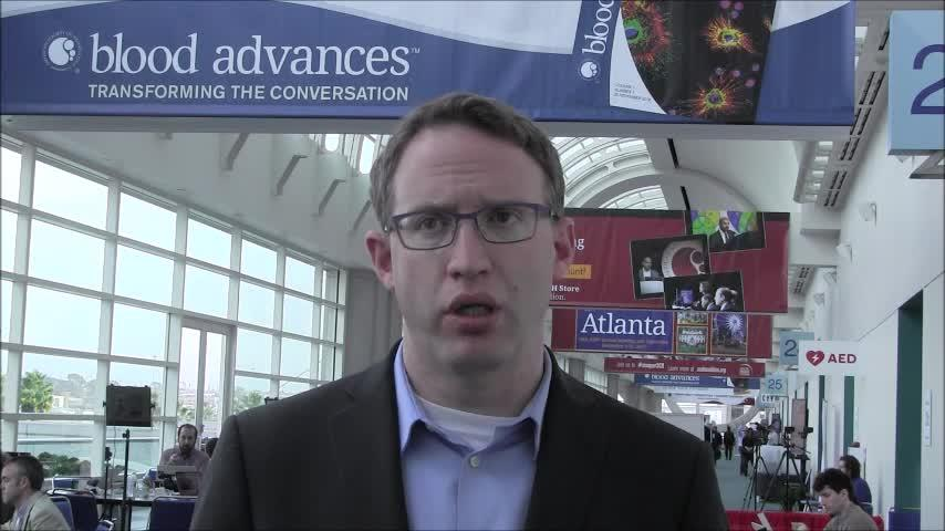 VIDEO: Addition of brentuximab vedotin to salvage chemotherapy 'sets stage' for future studies
