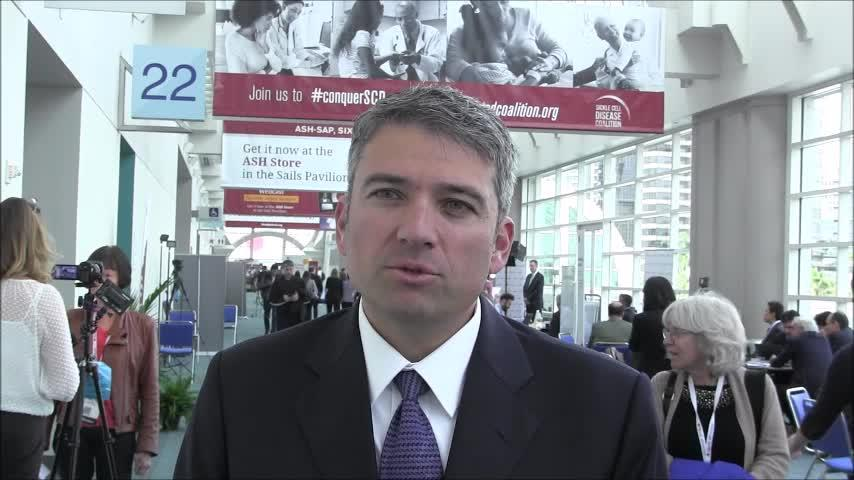 VIDEO: Ibrutinib effective for certain patients with follicular lymphoma