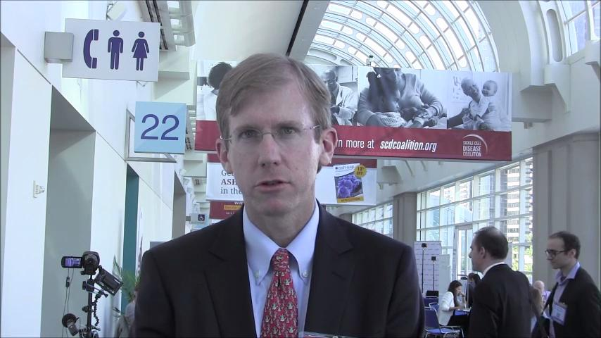 VIDEO: Anti-CD19 CAR T cells may offer new option for difficult-to-treat patients with DLBCL