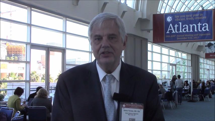 VIDEO: Down syndrome does not affect management of pediatric ALL