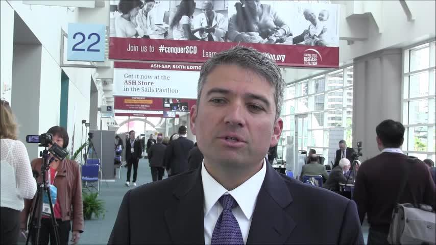 VIDEO: R-CHOP remains standard of care after three studies fail to improve survival in DLBCL