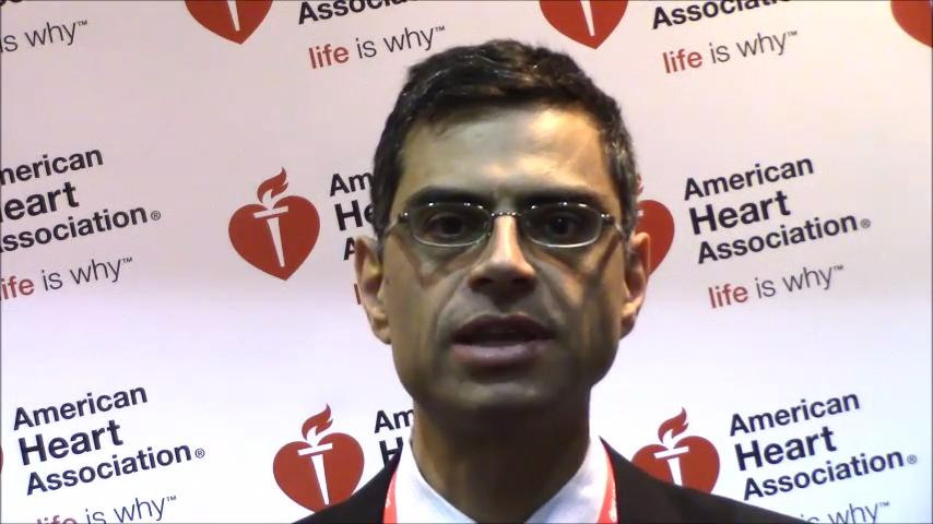 VIDEO: Early intervention might provide clinical benefit in patients with high-risk non-STEMI