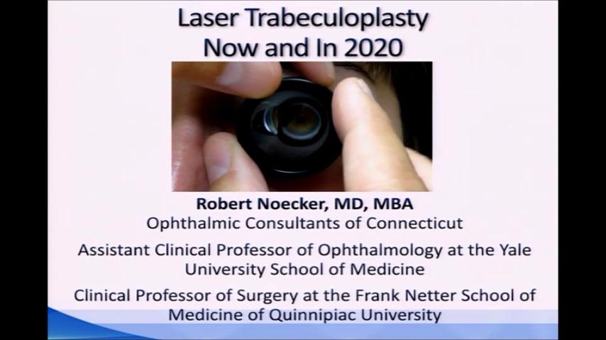 VIDEO: Laser trabeculoplasty technology and techniques refined over the years