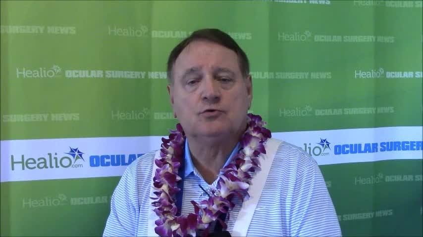 VIDEO: Holladay describes clinical performance of extended depth of focus IOLs