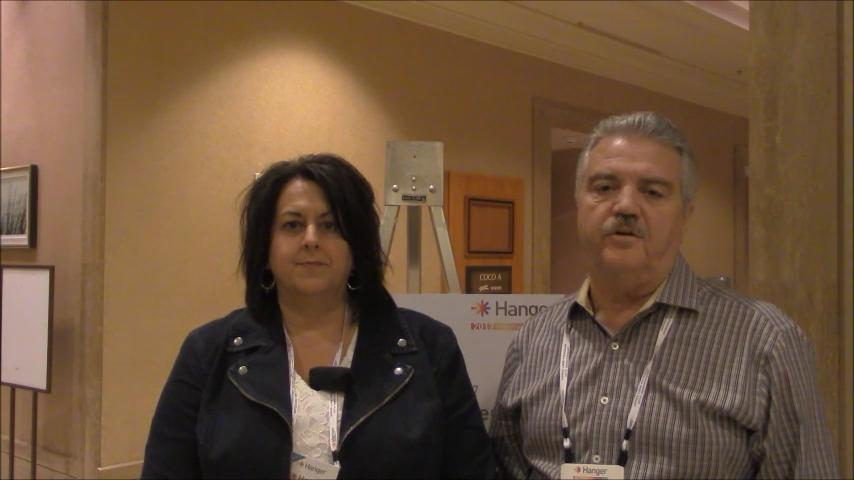 VIDEO: Tyler, Limehouse discuss device training for upper limb amputees