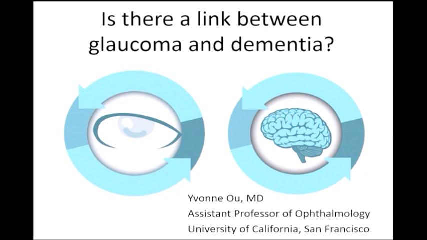 VIDEO: Is there a link between glaucoma and dementia?